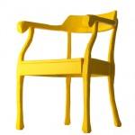 Jens Fager's Raw loungechair