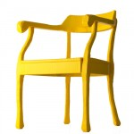 Jens Fager's Raw lounge chair