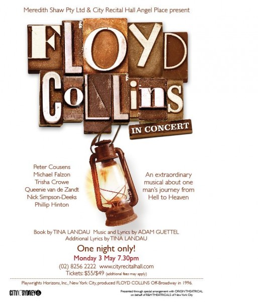 Floyd Collins in concert.