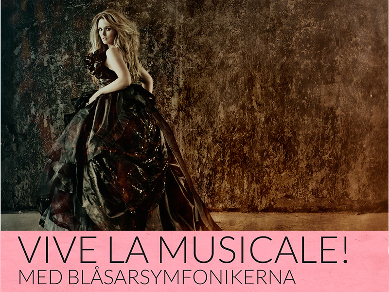 Concert with Myrra Malmberg: Vive la Musicale!
